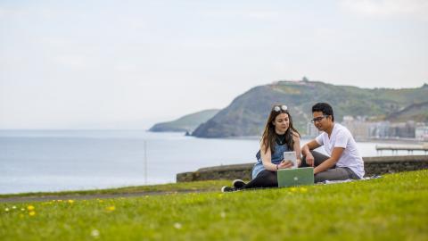 Aberystwyth University Virtual Open Day