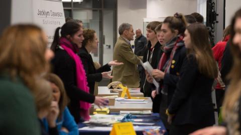 Monmouth Comprehensive School Careers & Higher Education Fair